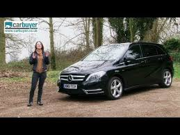 b class mercedes reviews mercedes b class mpv review carbuyer