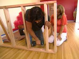 Wall Room Divider How To Build A Pony Wall Room Divider How Tos Diy