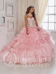 light pink quince dresses quinceanera collection by house of wu chic boutique largest