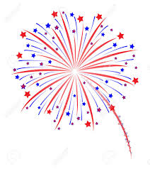 fuochi d artificio clipart