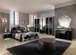Bedroom Designed Bedroom Nice Classic Bedroom Design With Black Wrought Metal Bed