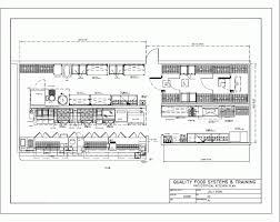 kitchen exquisite restaurant open kitchen layout design and