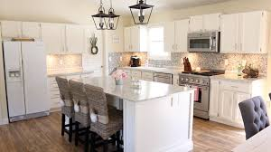 new kitchen remodel ideas my new kitchen mini kitchen tour remodel update youtube
