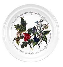 portmeirion and dinner plates set of 6