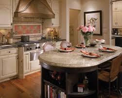 granite countertop bench kitchen table painted flower vase houzz