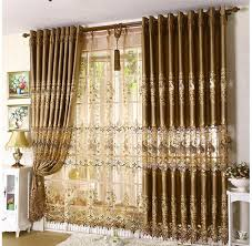 Upscale Home Decor Home Decoration Turkish Relief Embroidery Curtain Screens European