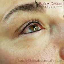 eyeliner tattoo weymouth with natalie rogers brow design studio