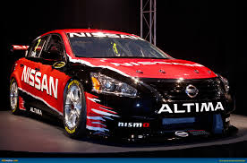 nissan altima sport 2013 ausmotive com 2013 nissan altima v8 supercar revealed