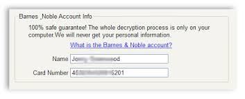 My Barnes Noble Account Frequently Asked Questions Faq
