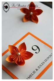 cuisine de perle marque place fleur en papier et perle décoration de table mariage