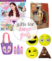 gifts for tween girls tween and gift