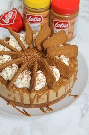 no bake biscoff cheesecake jane u0027s patisserie