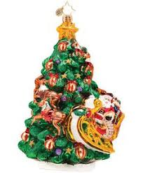 all aboard for christmas radko christmas ornament ornament