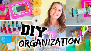 Youtube Organizing by Diy Room Organization Easy Ways To Organize Youtube