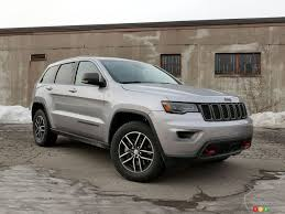 jeep grand cherokee trailhawk lifted 2017 jeep grand cherokee trailhawk is geared for anything car