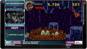 ger sgdq 2016 german restream the land before time any von