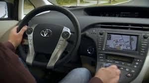 Interior Of Toyota Prius 2010 Toyota Prius Interior Clip Japanesesportcars Com