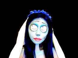 emily u0027the corpse bride u0027 makeup tutorial youtube
