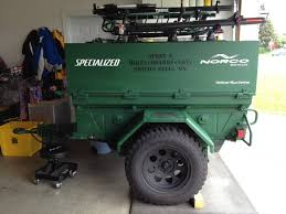 jeep camping trailer m101 bike trailer 1631 1223 overland mods pinterest