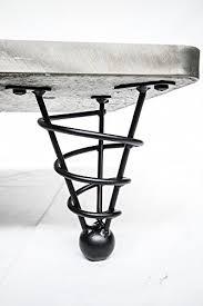 Modern Metal Furniture Legs by Handmade Modern Metal Table Legs 7 1 2 Inch Sofa Or Bed Height