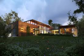 modern custom homes the economic downturn was good for the custom home industry says