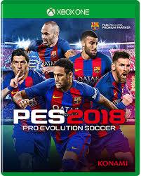 order pes pro evolution soccer 2018 official site
