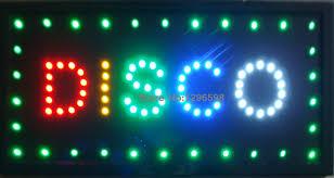 shop open sign lights led disco shop open neon light sign board 2017 new sale 10x19