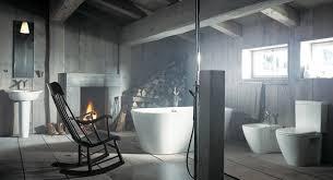 Modern Bathroom Decorations Tips For Rustic Modern Decor Home Design Layout Ideas