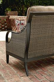 Outdoor Furniture Charlotte Nc La Z Boy Outdoor Dchl 4pc Charlotte 4 Piece Seating Set