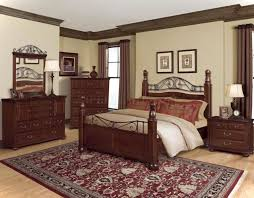 bed bedroom country style
