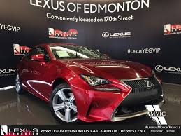 red lexus 2016 red lexus rc 300 premium walkaround review downtown