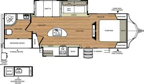 Montana Rv Floor Plans by Sale Forest River Vibe Travel Trailers At Family Rv