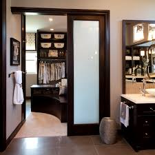Closet Bathroom Ideas Master Bathroom Master Closet Traditional Bathroom San Diego