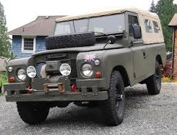 land rover series 3 109 restoration