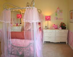Girls Bedroom Attic Bedroom Attic Canopy Bed Design With Transparent Fabric Canopy
