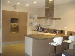 spot dans cuisine ma cuisine éclairée photo 6 7 avec des spots encastrés dans le mur