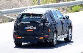opel chevrolet 2018 chevy equinox opel antara prototype spotted with bad boy