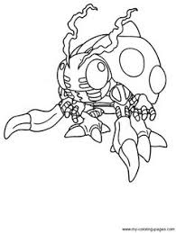 tentomon digimon coloring pages digimon cartoon coloring pages