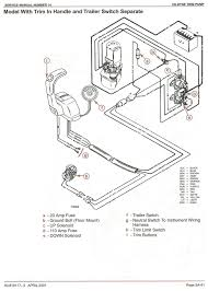 power tilt and trim wiring diagram 3 wire tilt trim diagram