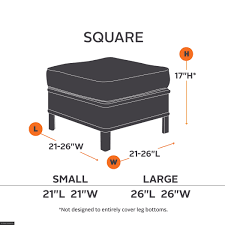 Classic Accessories Patio Furniture Covers by Square Patio Table Covers Home Design Ideas And Pictures