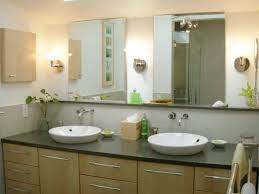 bathroom mirrors pictures wall mounted rectangular clear glass