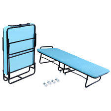 Portable Folding Bed Patent Us4198718 Portable Folding Bed Patente Fold