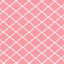 Moroccan Trellis Fabric Pink Moroccan Trellis Upholstery Fabric By The By Modshopfabrics