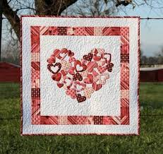 valentines day table runner best heart quilt designs patterns for s