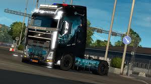 volvo 2013 truck volvo fh16 batman skin by ibrhmkyn v1 0 ets2 euro truck simulator