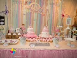 backdrop u0026 cake candy table for a pastel rainbow fairy themed