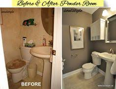 Paint Colors For Powder Room - powder room makeover flashback friday the o u0027jays room