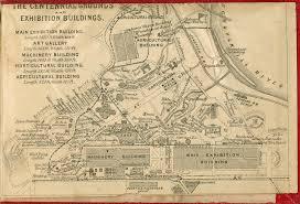 Map Of Philadelphia Pennsylvania by Philadelphia 1876