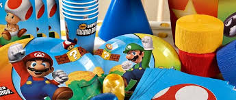 mario party supplies mario bros party supplies for kids birthday party themes