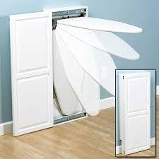 wall mount ironing board cabinet white hide it installing an ironing board in a hideaway drawer or cabinet